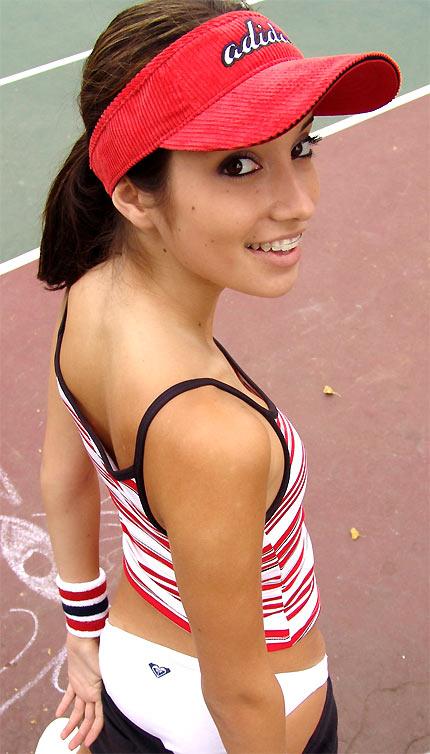 Tennis Teen