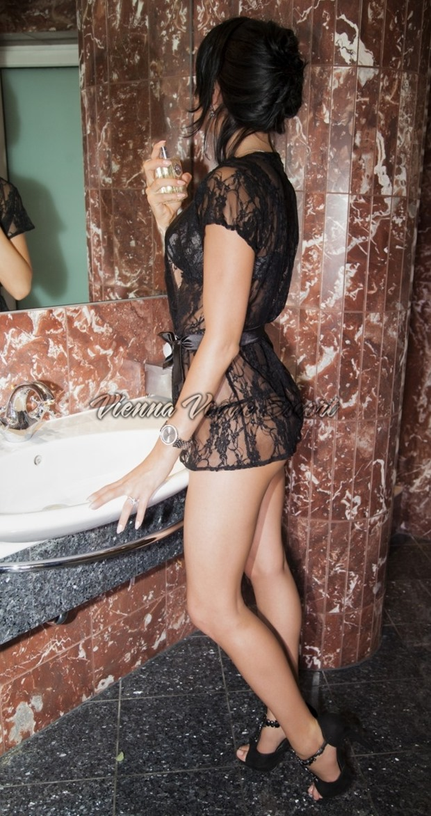Antonia a Vienna Escort Girl